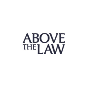 Seen in Above the Law logo image